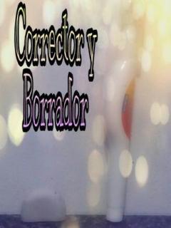 Borrador-Chan Y Corrector-Kun