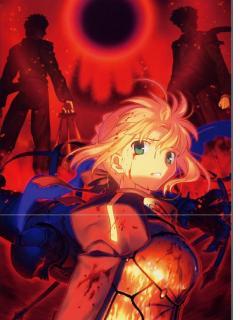 Fate/Zero (Novela)