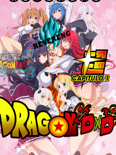 Dragon Ball DxD