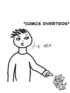 Comics Divertidos Xdxd