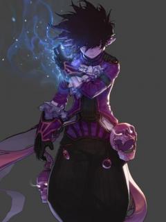 The Legend Of Kaito[Novela]