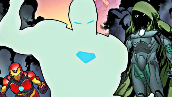 Invincible Iron Man's Marvel Legacy Mysteries, Explained - Niadd