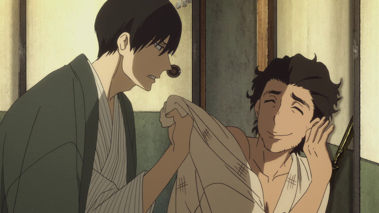 Anime Series Like Shouwa Genroku Rakugo Shinjuu Niadd