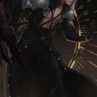 Sephiroth jenova