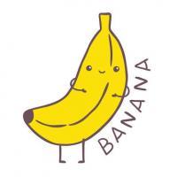 El Plátano Kawaii :3