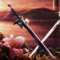 Dark and White Sword