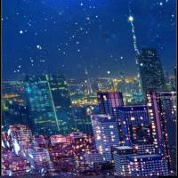 moonlight and star