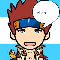Milan zockt