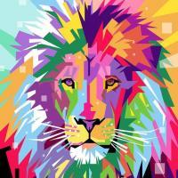 Lion Beautiful