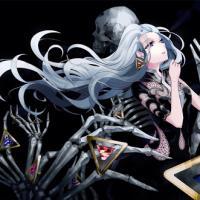 Miss Skeleton