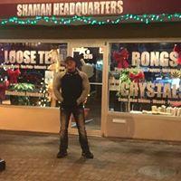 Shaman Bates