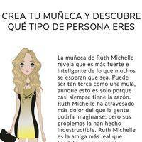 Ruth Michelle Espinosa Hernández