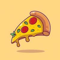 no a la pizza con piña