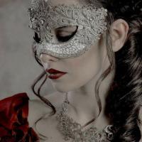 A Dama De máscara