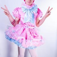 pink Sissy Boi