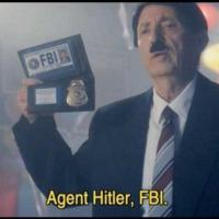 Agent Hitler. FBI