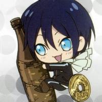 One girl otaku