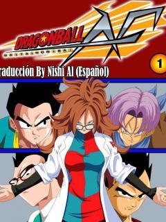 Dragon Ball AF Daitai No Mirai