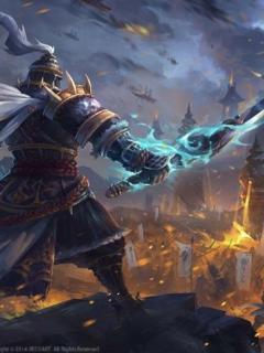 Legends Of Continent (Novela)