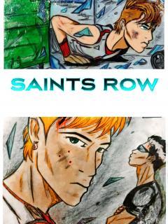 FILA DE SANTOS ( SAINTS ROW )