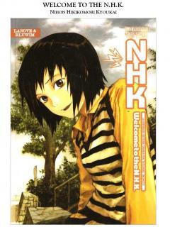Welcome To The N.H.K. (Novela)