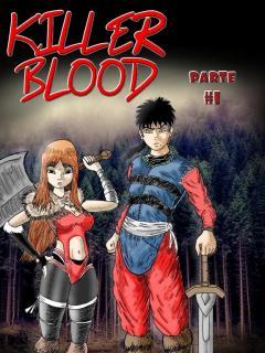 KILLER BLOOD (webcomic)