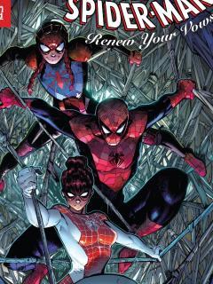 Spiderman Renew Your Vows