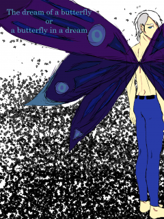 A Dream Of A Butterfly Or The Butterfly Of A Dream
