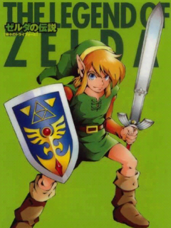 The Legend Of Zelda -A Link To The Past (Latino)