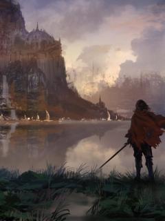 Mythic [Web Novel]