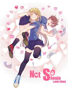 NOT SO SHOUJO LOVE STORY (continuacion)