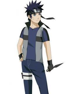 Saruto Next Generation Of Uzamaki