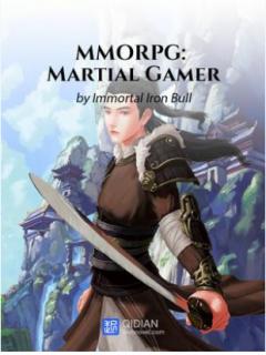 MMORPG: Martial Gamer (Novela)