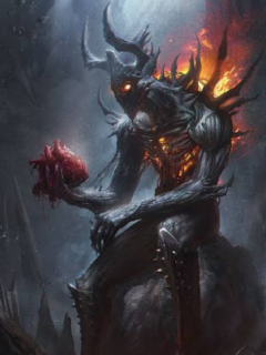 El Origen De Los Reyes Demonio (Novela)