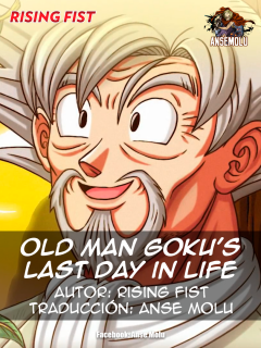 Old Man Goku's Last Day In Life