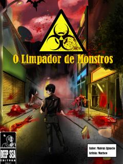 O Limpador De Monstros (Novel)