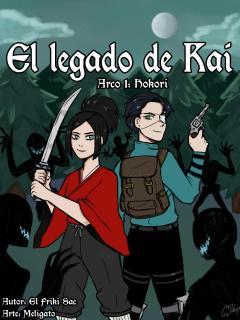 El Legado De Kai (Novela)