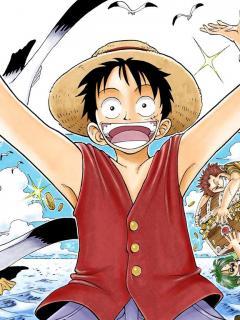 One Piece Color Oficial Español