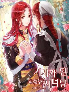 The Maid Who Became A Knight (Novel)