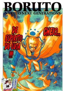 Boruto The Nexit Gerations CP50