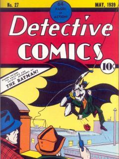 Detective Comics Vol1