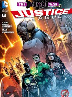 Justice League (The New 52)