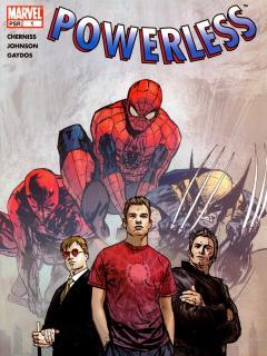 Marvel - Powerless
