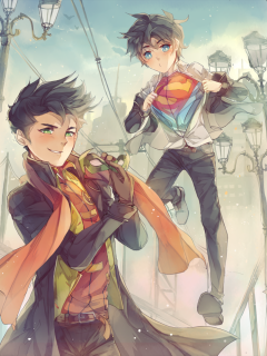 Adventures Of The Super Sons