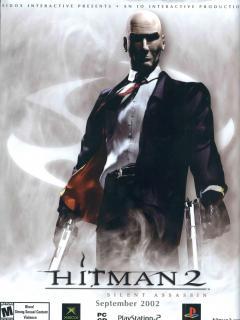 Hitman: Nacimiento De Un Asesino