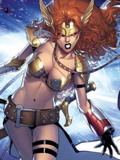Angela Asesina De Asgard