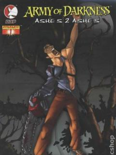 Army Of Darkness Ashes 2 Ashes