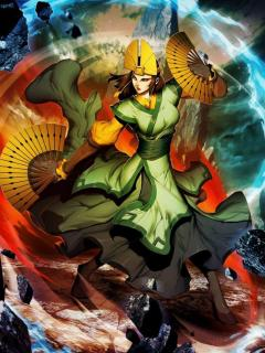 Avatar: The Last Airbender, The Shadow Of Kyoshi