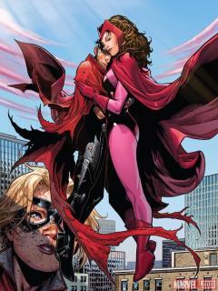 Avengers The Children's Crusade