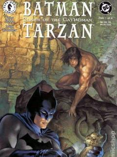 Batman / Tarzan: Claws Of The Cat-woman